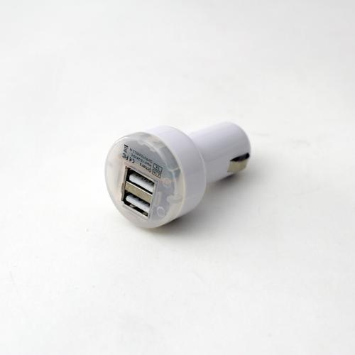 Cargadores de Auto USB 1000 y 2000 mAh