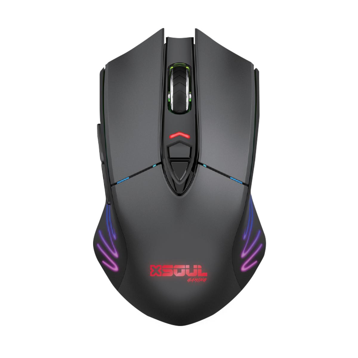Mouse Dual XM 1000