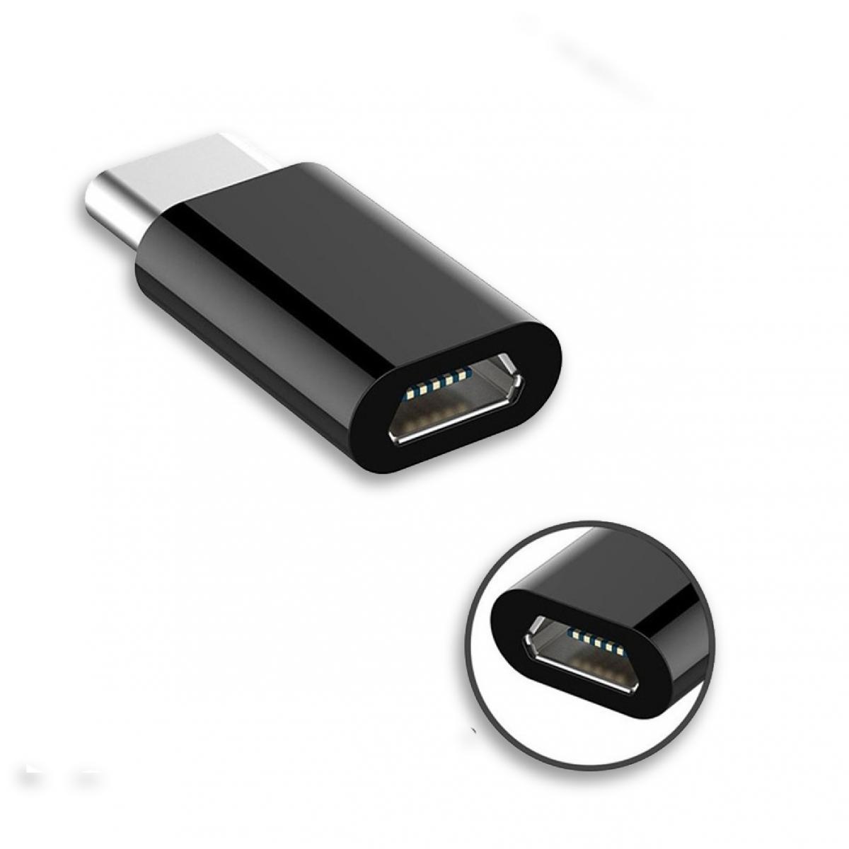 Adaptador Micro USB a Typec