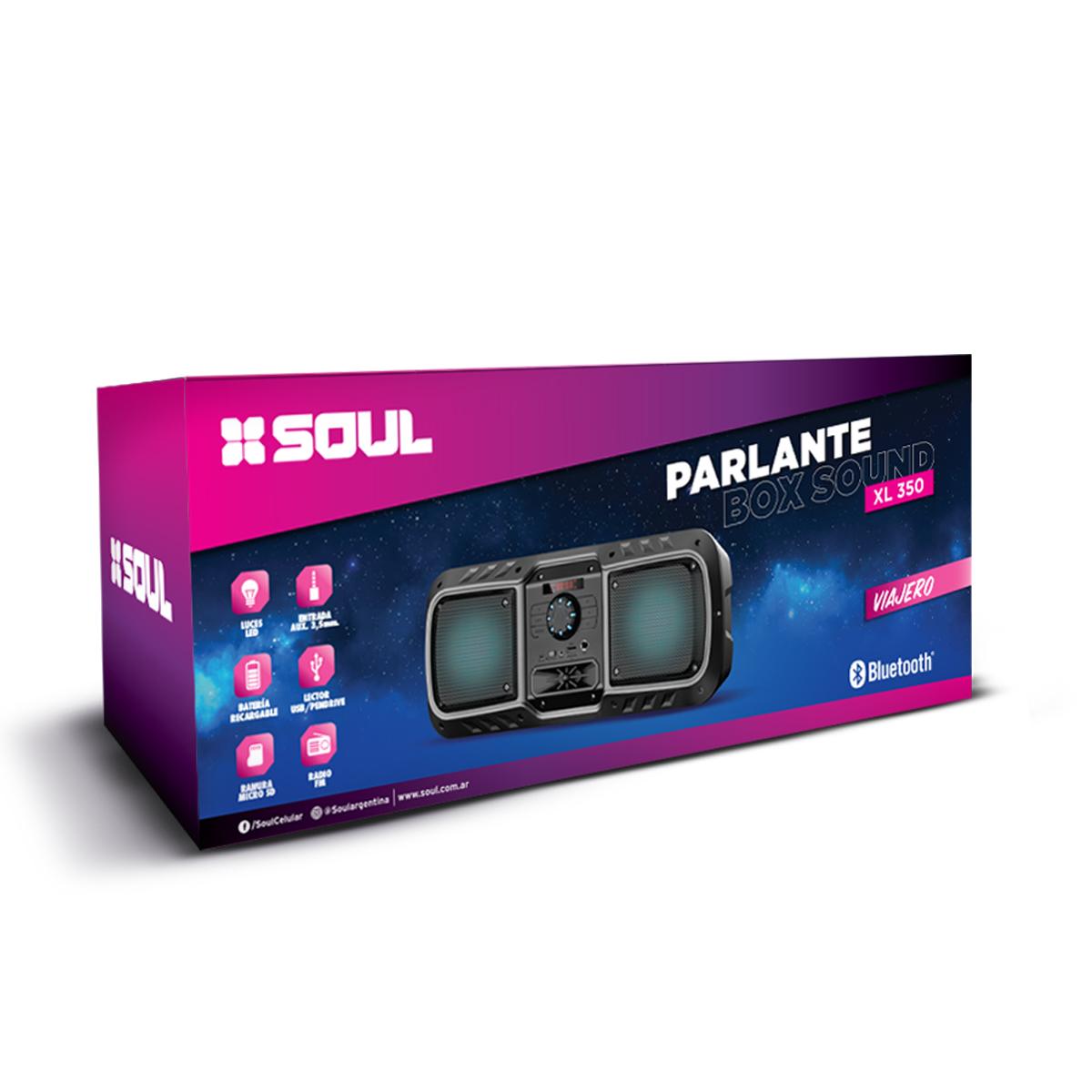 Parlante Box Sound XL350