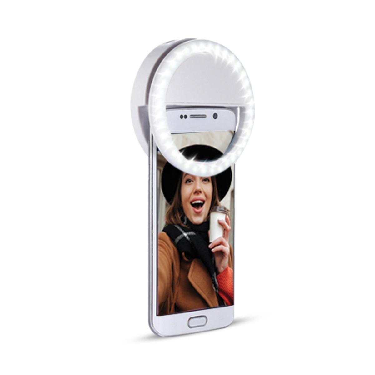 Selfie Ring Led