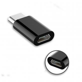 ADAPTADORES - Adaptador Micro USB a Typec