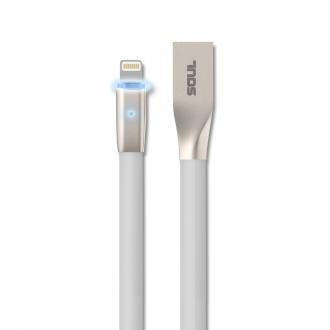 CABLE DE DATOS - Cables de datos USB Flat Led
