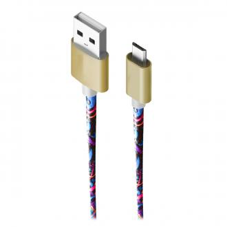 CABLE DE DATOS - Cables USB con Diseño
